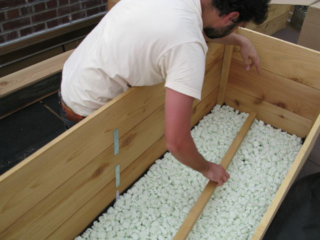 Building Raised Beds – U Shaped Raised Garden Bed Plans