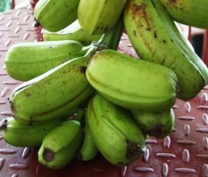 Hoa Mua banana