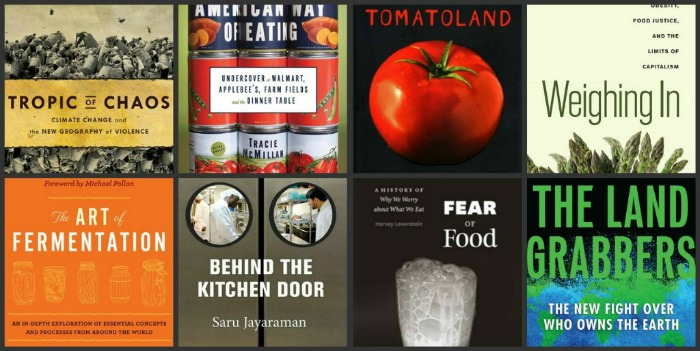 best food and agriculture books of 2012