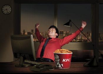 KFC KFC Billboard China
