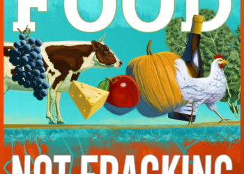 food not fracking