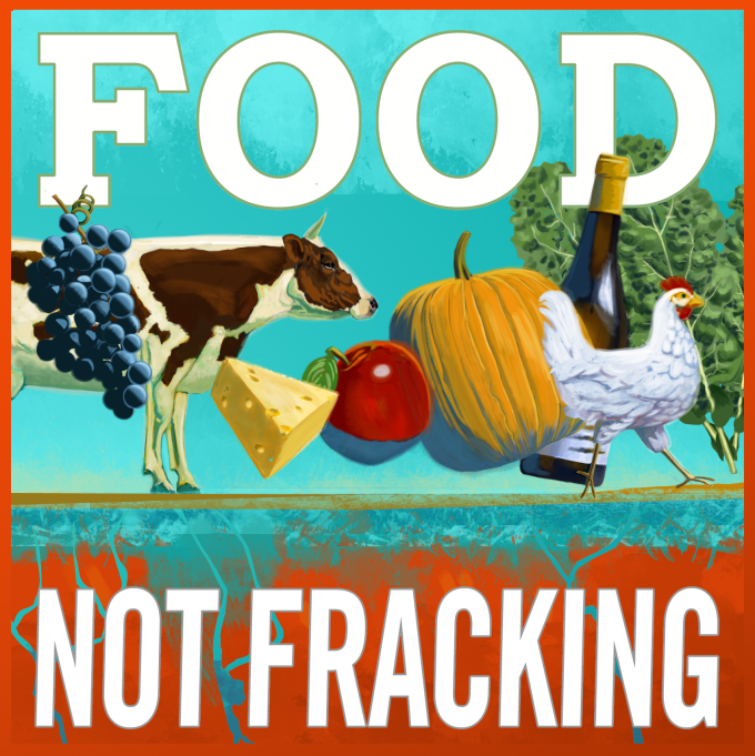 food not fracking