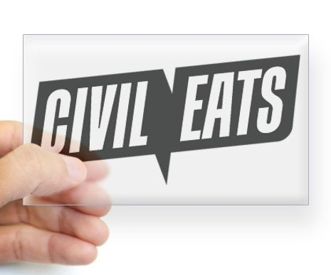 Civil Eats sticker