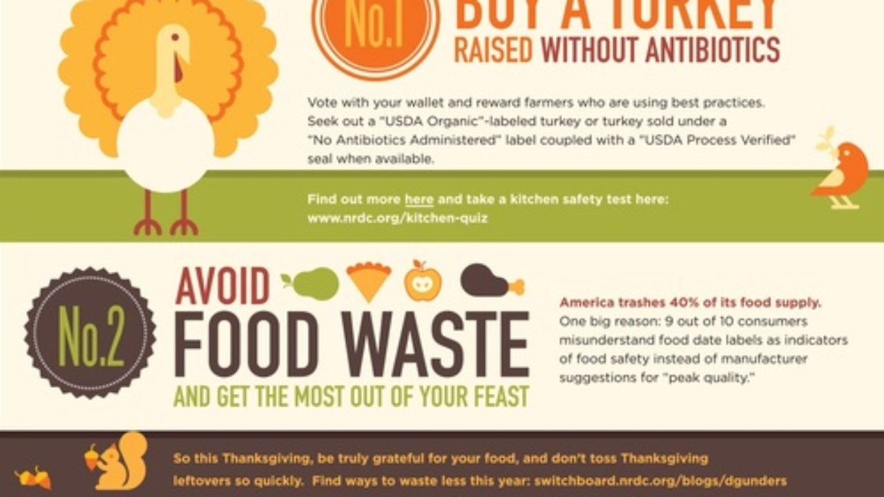 This Thanksgiving, Shop Smart: Buy a Turkey Raised Without