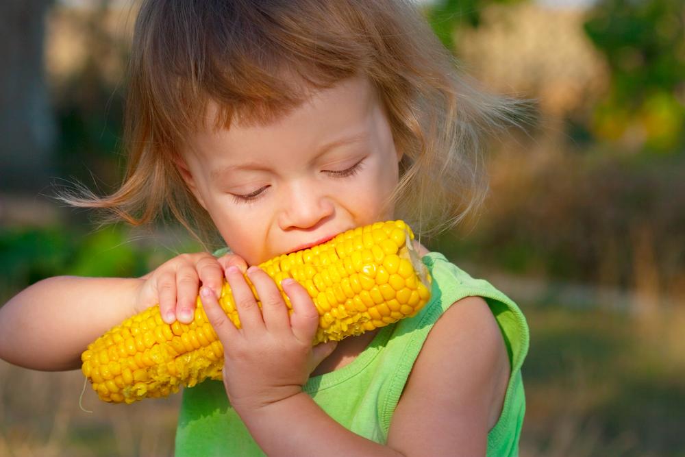 eating sweet corn while breastfeeding