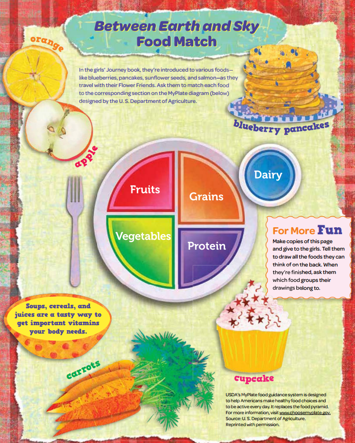Food Industry Nutrition Curriculum Tells Kids Outrun Your Fork
