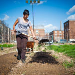 Frogtown_spreading-compost