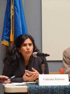 FabiolaRamonProducerandPresidentelGuaboBananaCoop