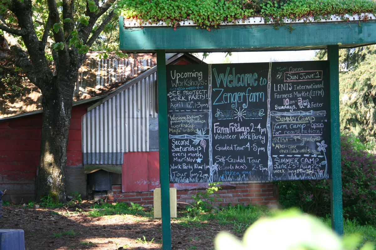 Portland's Zenger Farm Goes Beyond Accessibility | Civil Eats