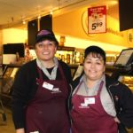 Union grocery store workers at Vons in California. Courtesy of UFCW Western States Council.