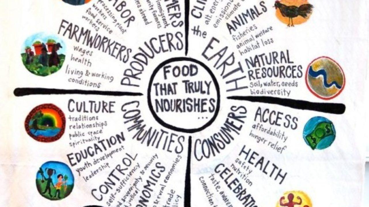Plan Global Eat Local U C S Food Initiative Starts On Campus Civil Eats