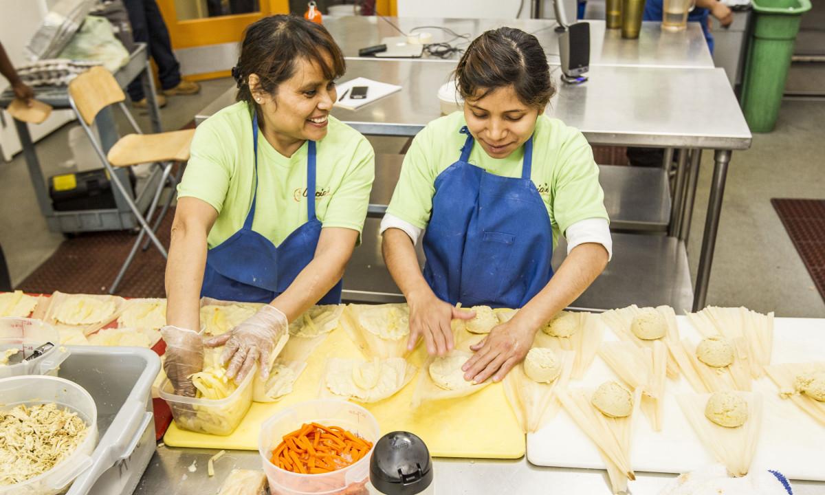 La Cocina business incubator