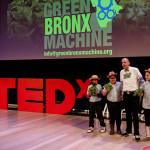 Ritz and Green Bronx Machine kiddos