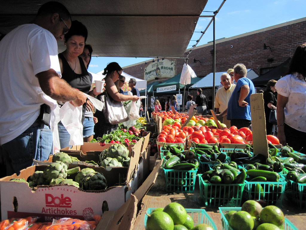 5 Ways Americas Farmers Markets Have Evolved Civil Eats