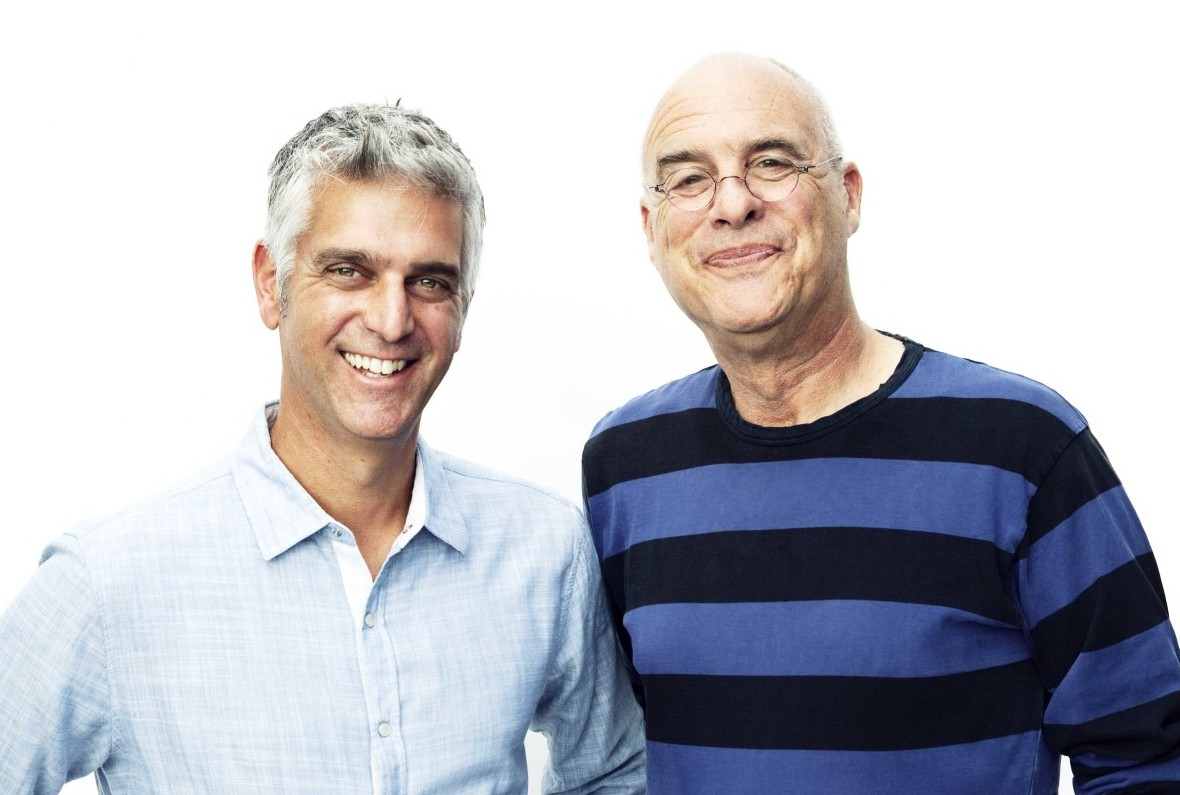 Mark Bittman and Andy Levitt of Purple Carrot
