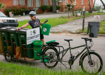 Community Composting by Compost Pedallers