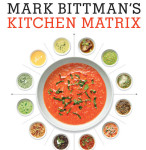 Mark Bittman's Kitchen Matrix Book Cover