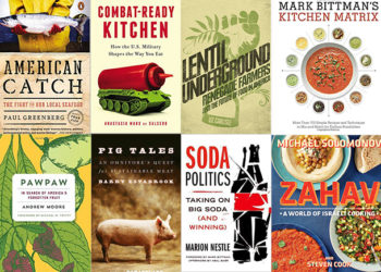 Food Policy, Food Justice, and Sustainable Food Books