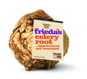 Frieda's Specialty Produce Celery Root