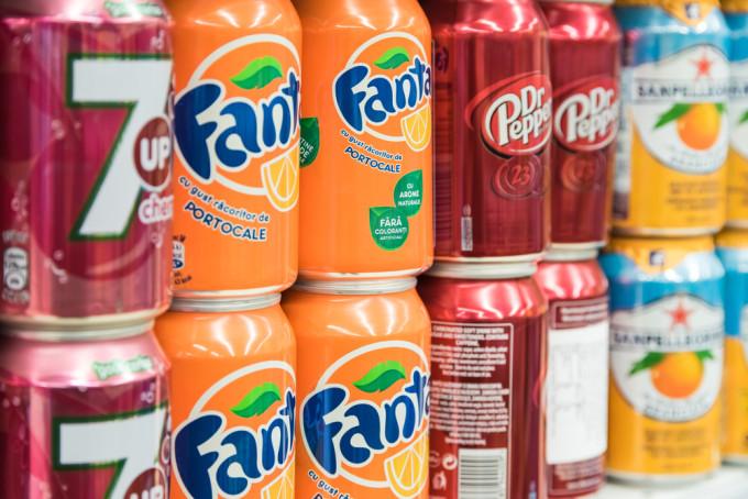 Sodas Targeted for Warning Labels