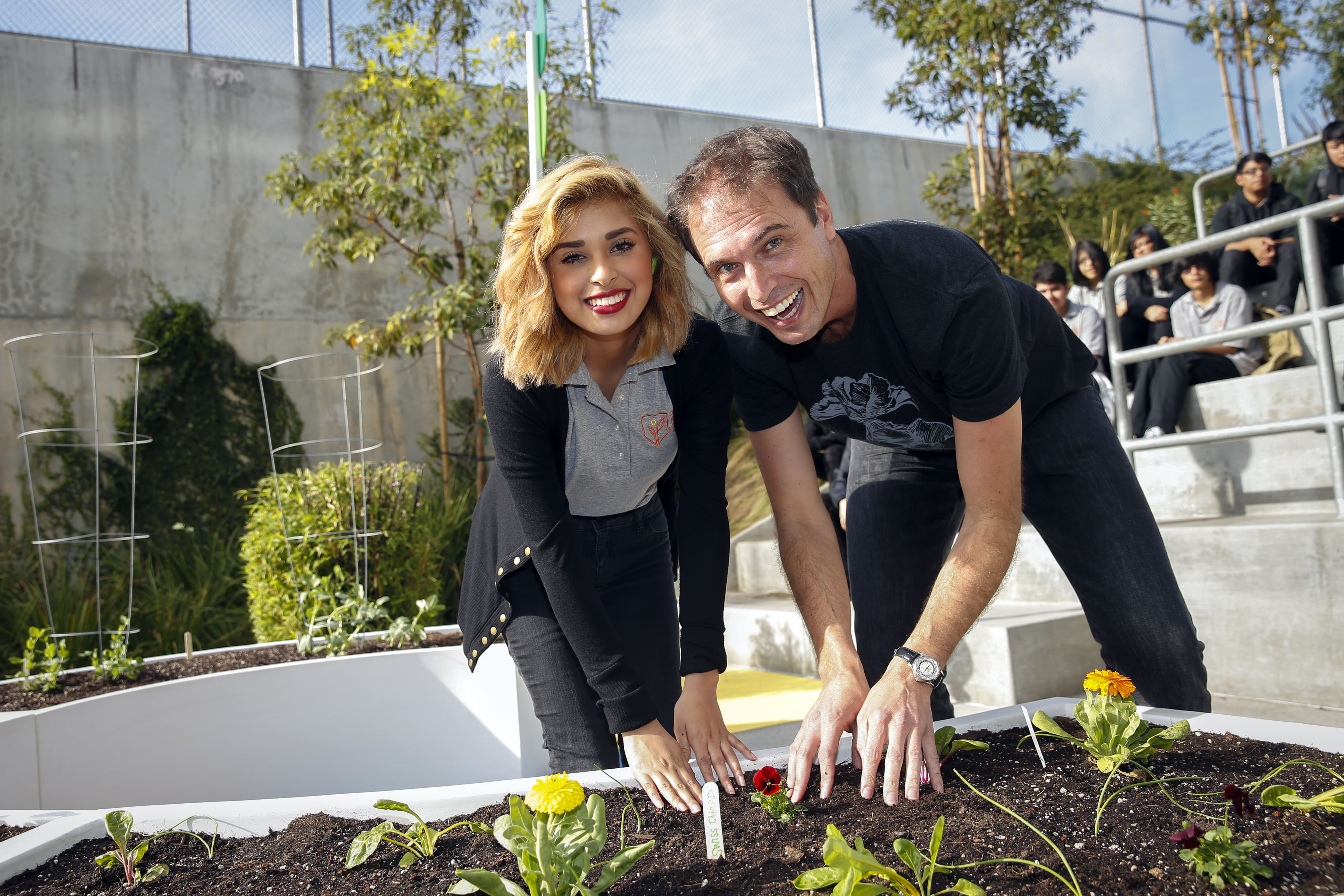 Kimbal Musk Changes Food System One School At A Time