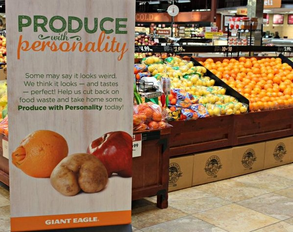 Giant Eagle Largest US Supermarket Selling Ugly Fruits Civil Eats - 20 funny fruits and vegetables looking exactly like something else