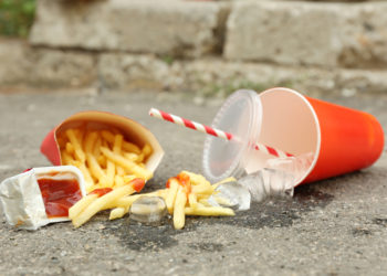 Food Waste from Fast Food