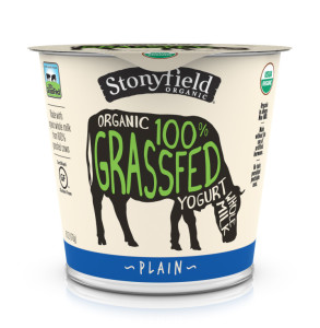 Stonyfield Grass-fed Yogurt