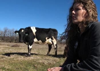 Audrey Fletcher - Female Farmer