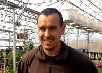 Devon Gibson of Sprout Community Gardens