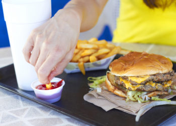 Fast Food, Potentially Containing Phthalates
