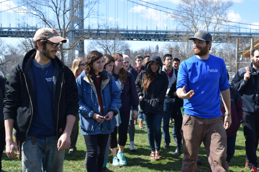 Eco Practicum Participants in New York City