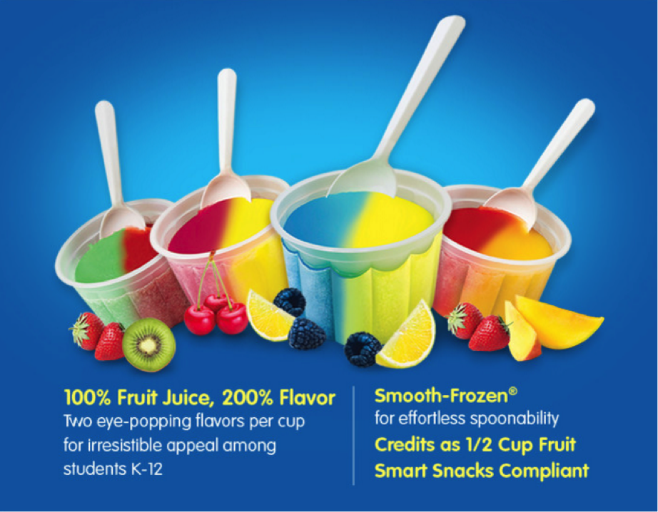 Fruit Ice Product