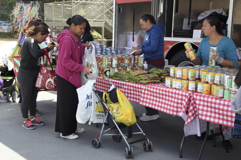 Photos courtesy of Alameda County Community Food Bank.