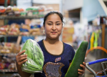 farmers ending hunger Oregon foodbank