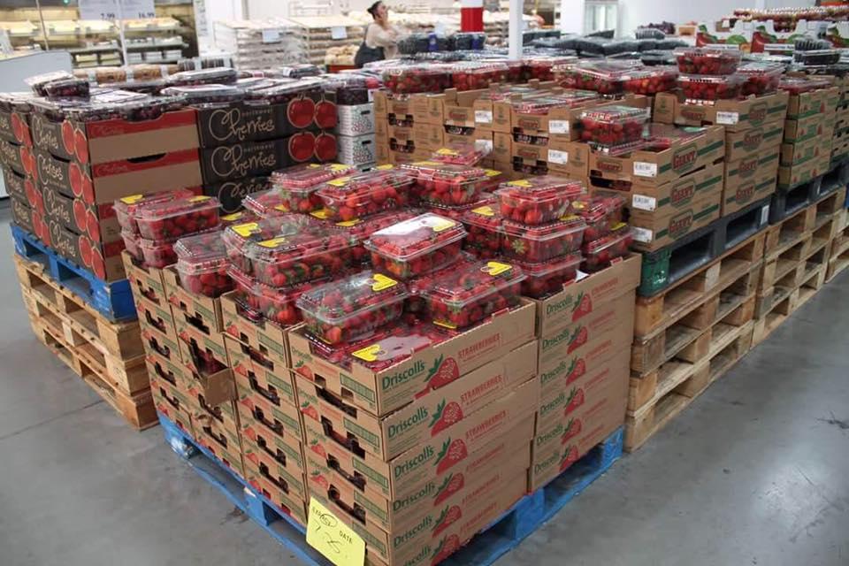 berries driscolls