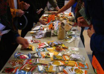 seed swap Edible Garden Project