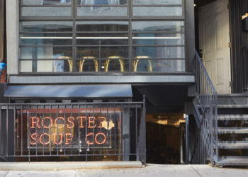 rooster soup storefront