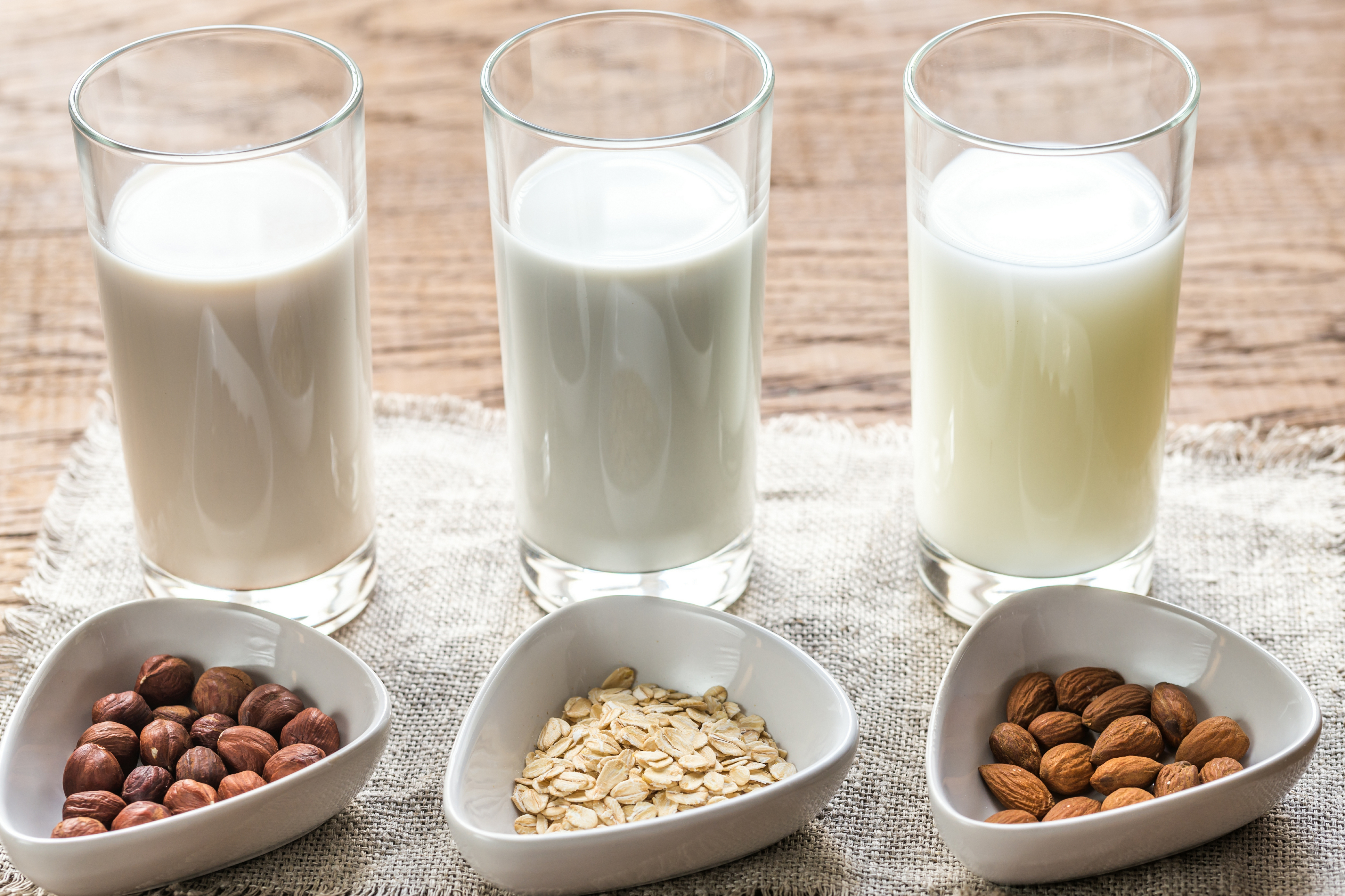 The Dairy Industry Takes on Alternative Milks