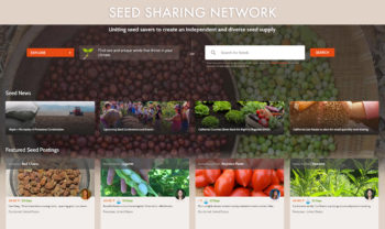 seed sharing website