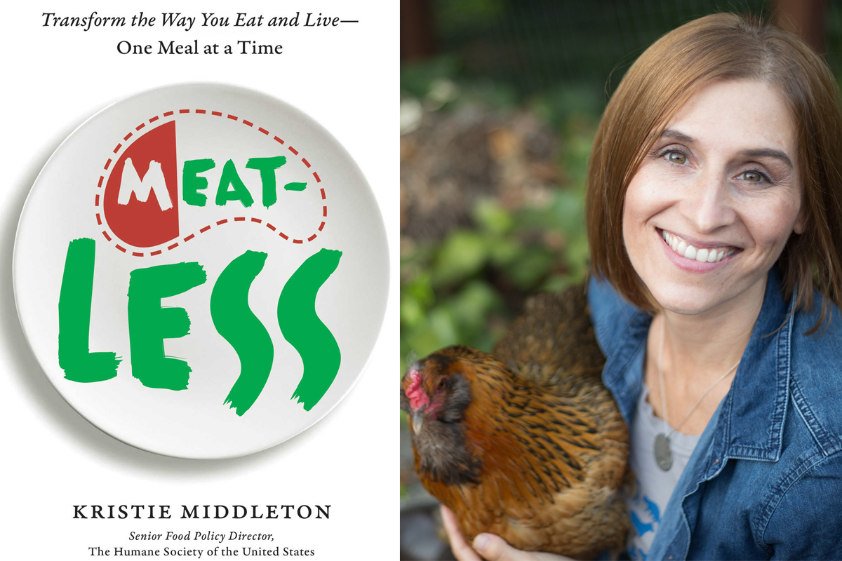 kristi middleton meatless monday book cover