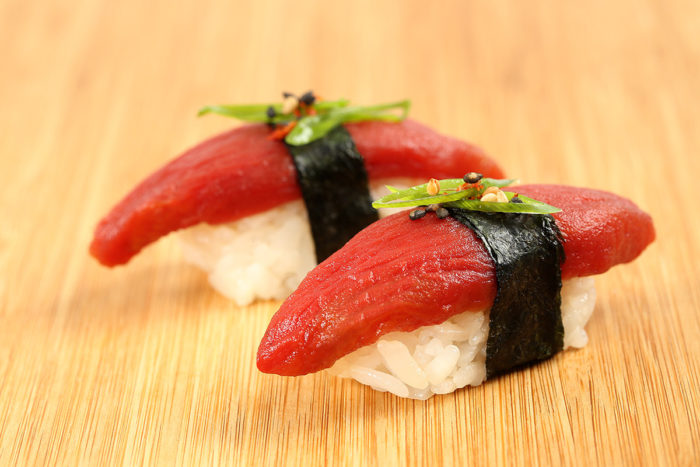 Ahimi sushi