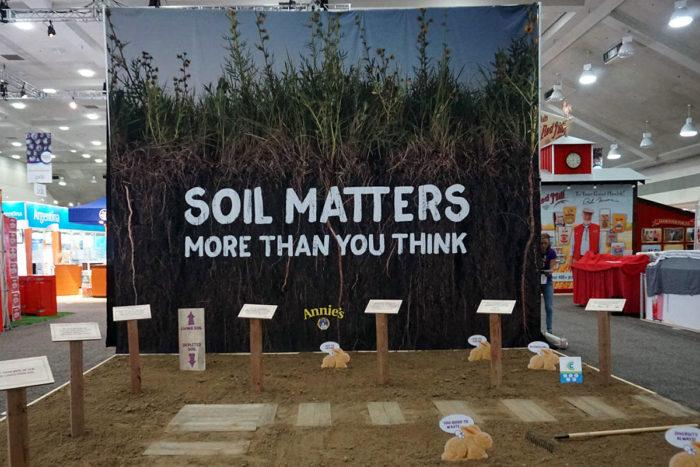 healthy soil banner