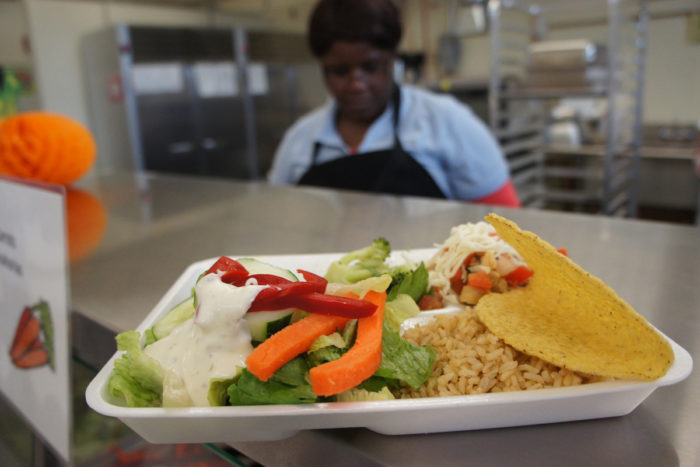 Should School Cafeterias Be More Like Fast Casual Restaurants