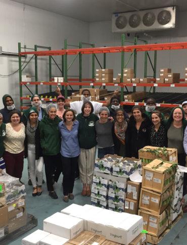staff at common market philadelphia food hub