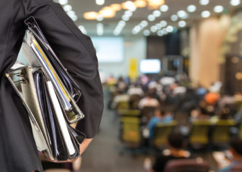 shareholder activism meeting