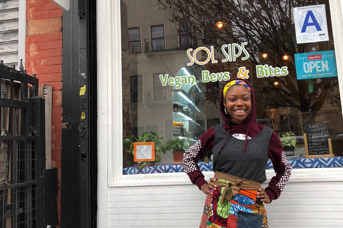 The Entrepreneur Making Healthy Food Accessible To Her