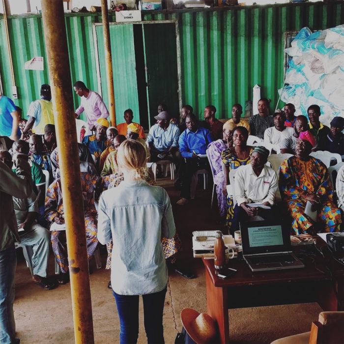 apeel teaching cassava farmers