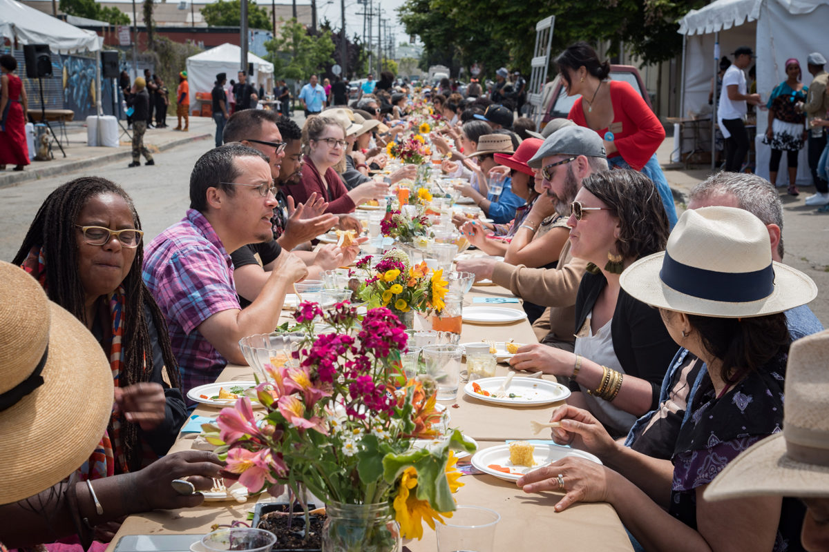 People's Kitchen Collective is Feeding