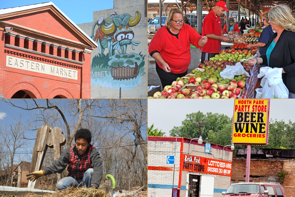 Detroit Shows How Cuts To SNAP Affect An Entire Community